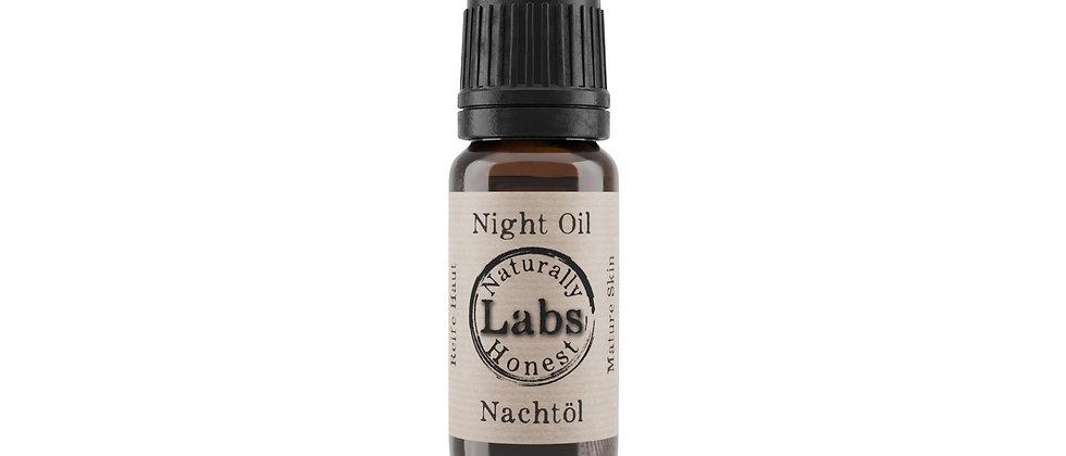night facial oil gesichtsöl mature skin aging reife haut organic vegan berlin deutschland