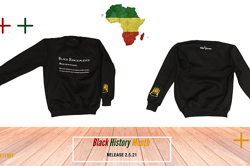 Black History Month Sweatshirt