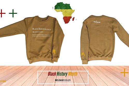 Black History Month Sweatshirts