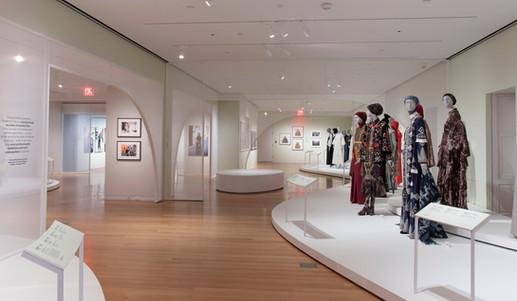 Cooper-Hewitt Contemporary Muslim Fashion Exhibit Fabrication