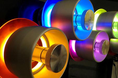 Museum of Mathematics Interactive Exhibits fabrication