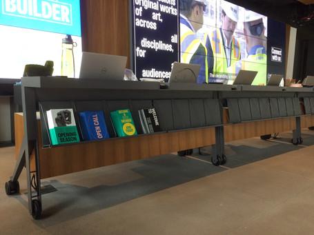 The Shed - Custom Lobby Kiosks