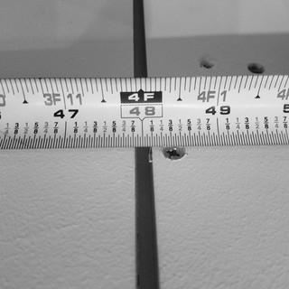 Project site surveys and measurements