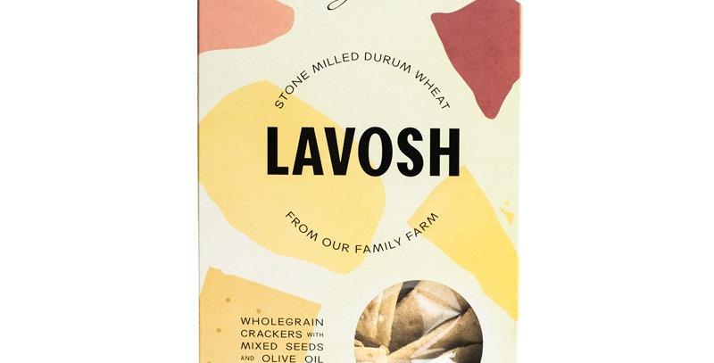 Pangkarra - Stone Milled Durum Wheat Lavosh 100g