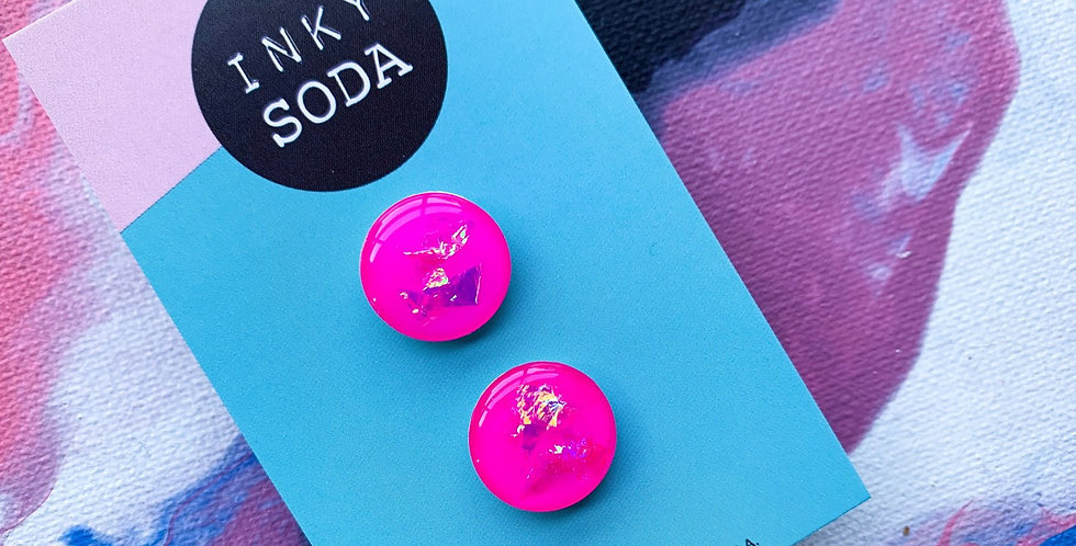 Inky Soda Mini Studs