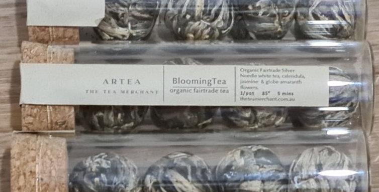 Artea - Glass Tea Test Tube - Blooming Tea