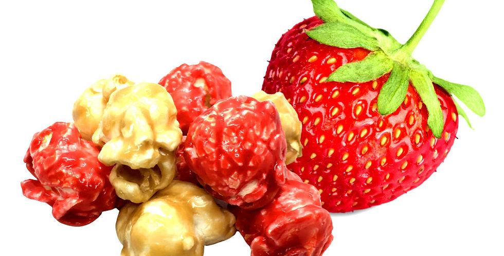 Sweet Az Popcorn - Strawberries and Cream
