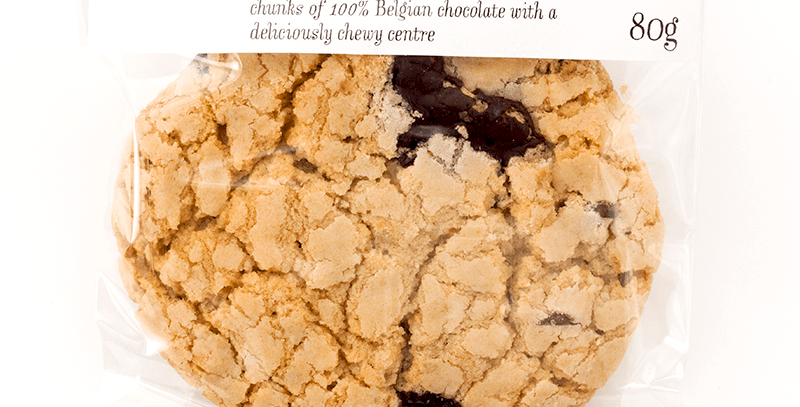 Whisk & Pin Chocolate Chip Cookies 80g