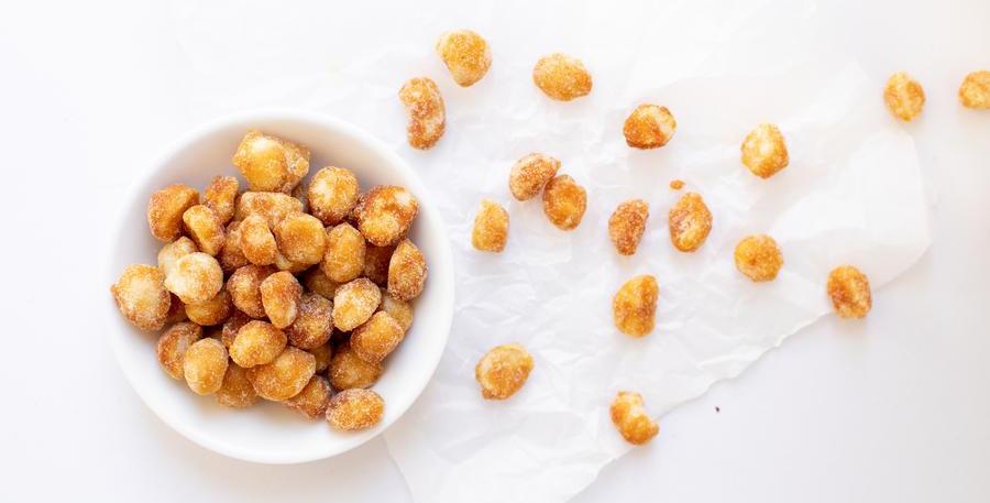 Nutworks Manuka Honey Roast Macadamias 75g