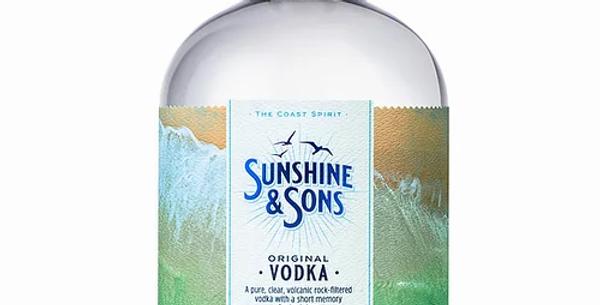 Sunshine & Sons - Original Vodka 700ml