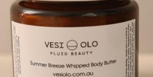 Vesi Olo - Summer Breeze Whipped Body Butter 50g