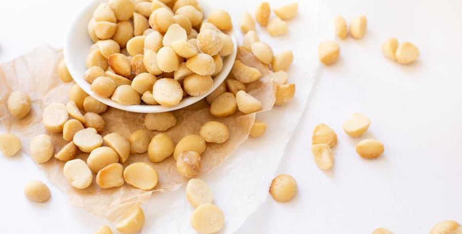 Nutworks - Roast Salt Macadamias 75g