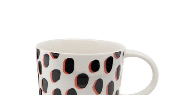 Salt & Pepper - Leopard mug