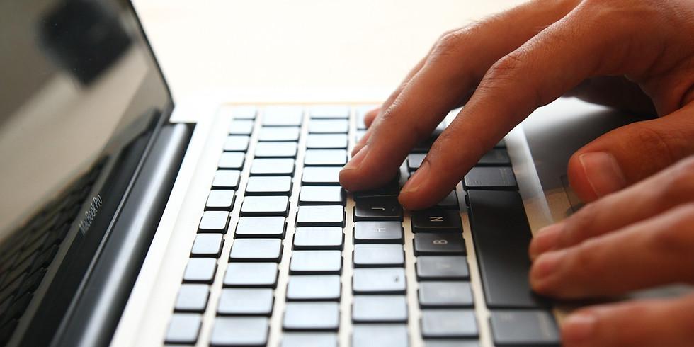Using Online Job Applications (Virtual Program)