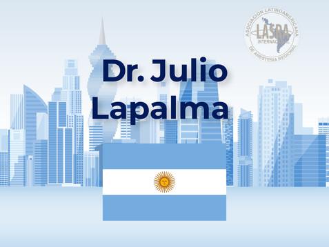 Dr. Julio Lapalma - Argentina