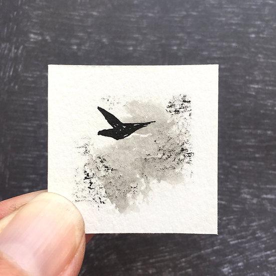 'Bird in flight' 3010