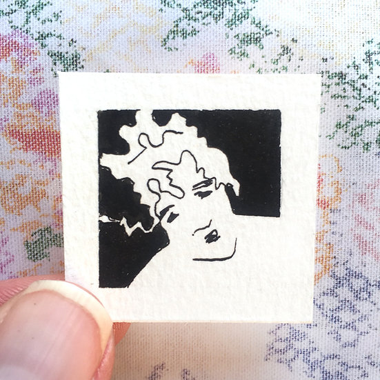 'Lautrec's pin-up' 1610