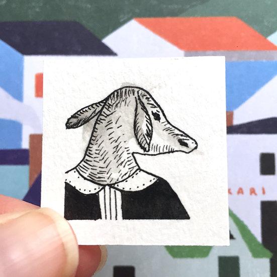 'Black sheep' 2110