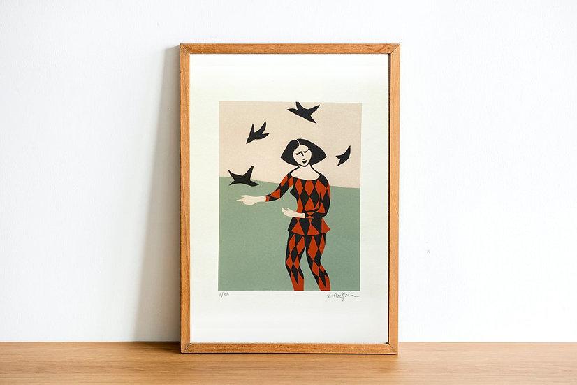 'Bird Tamer'