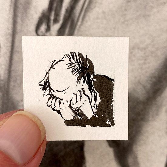 'van Gogh's sorrowing man' 0210