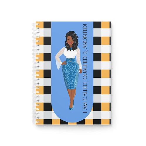 Called Spiral Notebook