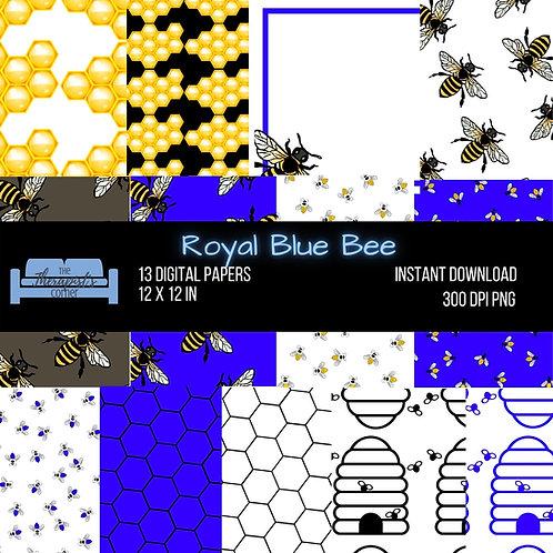 Royal Bee Digital Print Papers