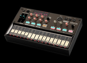 Korg Volca FM foi inspirado no clássico DX-7.