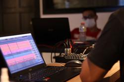 Aula presencial particular mixagem & masterização digital