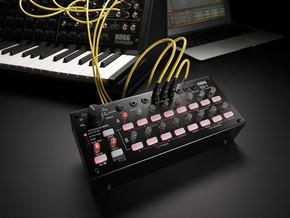 Korg lança nova versão do clássico SQ-10 analog sequencer.