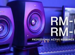 RM é a mais nova linha de monitores de referência da Pioneer.