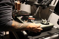Aula presencial particular DJ Vinil