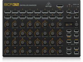 O controlador MIDI BCR-2000 da Behringer está voltando como o BCR32, e agora trazendo novos truques