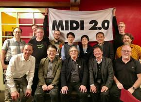 Versão 2.0 do protocolo MIDI vem ai.
