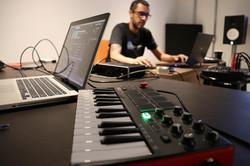 Aula produção musical Ableton Live 11