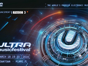 Ultra Music Festival 2016 ao vivo, via stream.