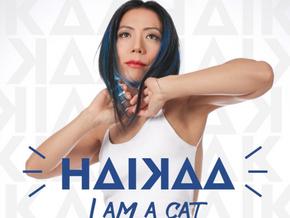 Artista pop Haikaa lança novo álbum.