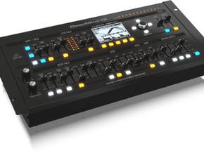 Behringer apresenta três novos sintetizadores na feira Superbooth17
