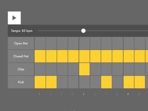 Learning Music é um tutorial no navegador direcionado para iniciantes.