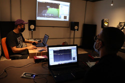 Aula presencial mixagem & masterização digital