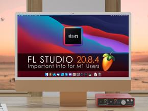 FL Studio 2.8.4 traz suporte nativo para computadores Apple M1