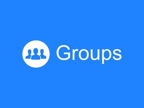 Novo grupo para aluno no facebook