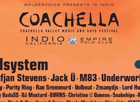 LCD Soundsystem e Guns N' Roses confirmados para o Coachella 2016.