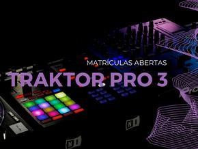 Curso de DJ com foco na plataforma Native Instruments Traktor Pro 3.