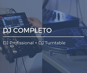 DJ COMPLETO - DJ Profissional + DJ Turnt