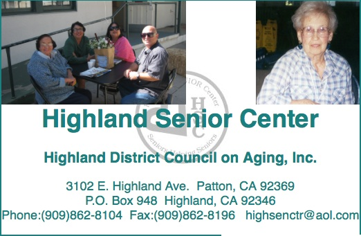 Highland Senior Center