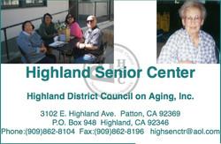 Highland Senior Center