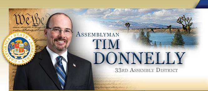 Assemblyman Tim Donnelly