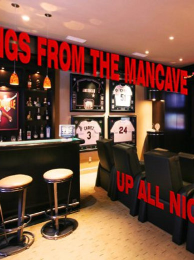 Songs from the Mancave