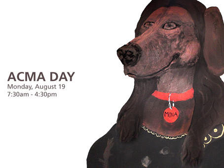 ACMA Day, Mon 8/19