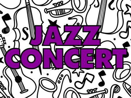 Jazz Combo Concert: May 22